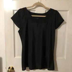 Lightweight Dress shirt: Black